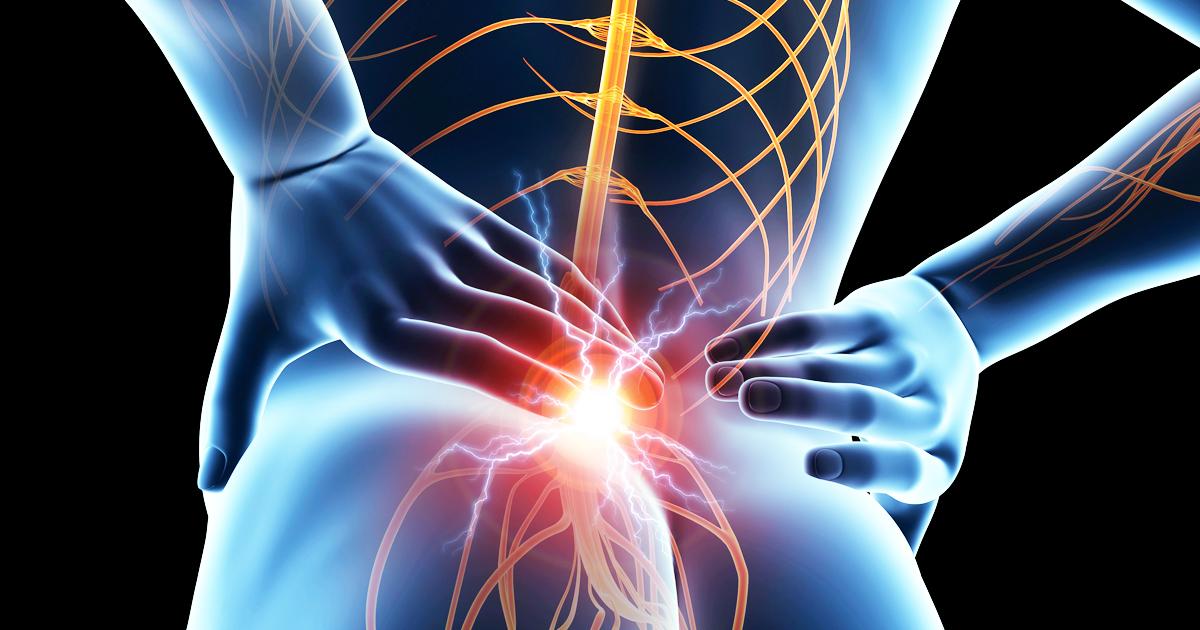 Pijnblokkades bij chronische rugklachten