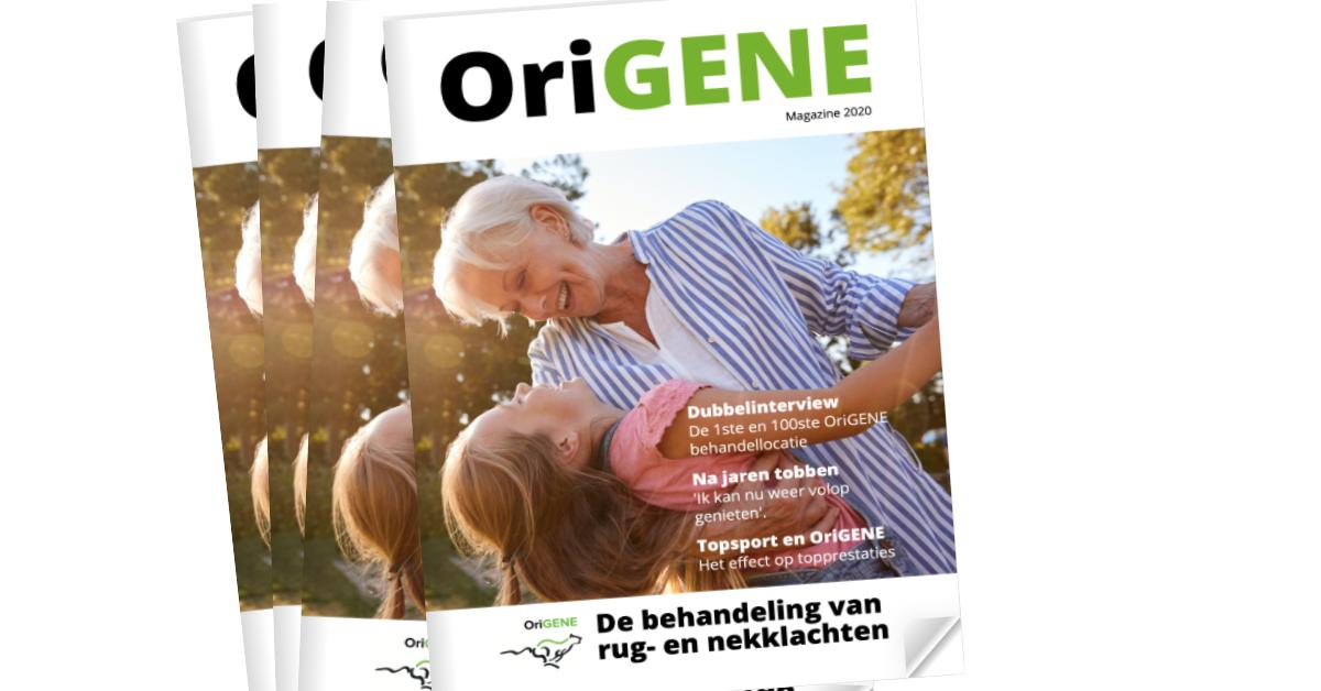 OriGENE magazine 2020